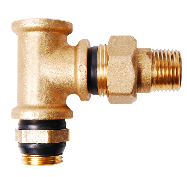 Expansion Tank/Fill Valve System Connection
