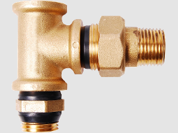 Expansion Tank / Fill Valve System Connection