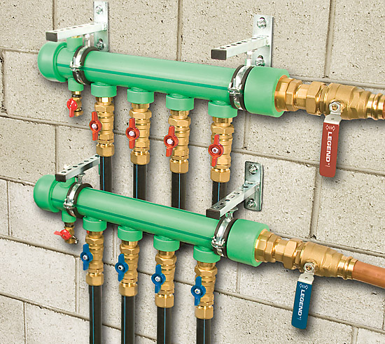 GeoGreen™ installation example