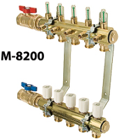 M-8200SP Precision™ Press Pro Manifold System