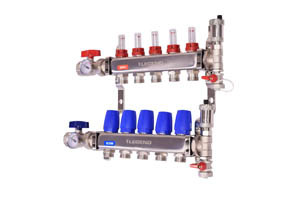 M-8330P Stainless Steel Manifold Pro