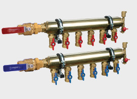M-8220 High Capacity Manifold