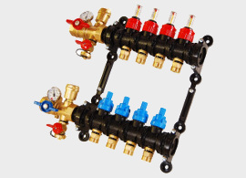 M-8100 Engineered Plastic Manifold
