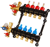 M-8100 Engineered Plastic Pro Manifold