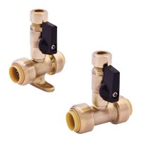 Insta-Loc Valve Fittings