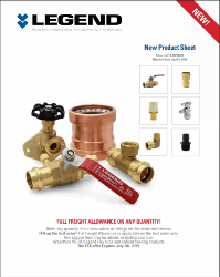 New Product PDF catalog - April 2019