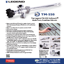 Legend Valve TM-550