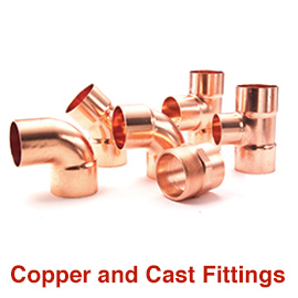 Copper and Cast Fittings