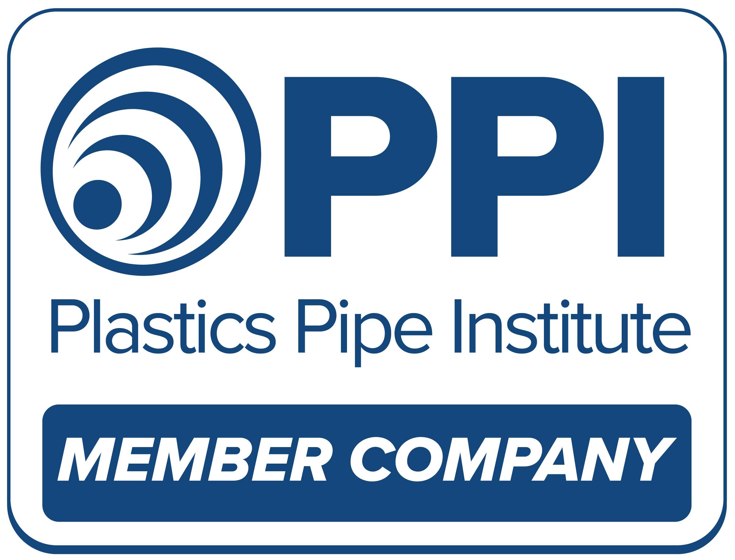 Legend Valve is proudly a member of Plastics Pipe Institute
